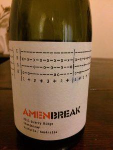 Amen-Break-Wine
