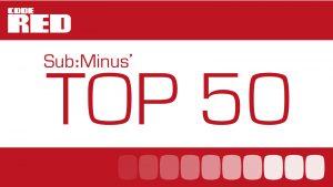 KW 01: Sub:Minus' Top 50 Klassiker (X/X)