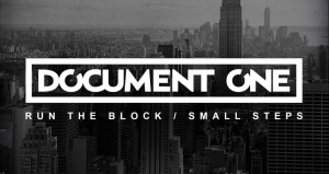 Document One - Run The Block / Small Steps (Single)