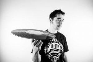 JFB - the turntablist DJ