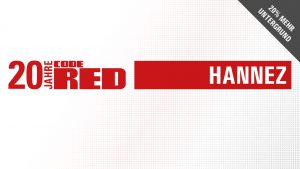 20 Jahre Code Red // mixed by HANNEZ