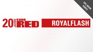 20 Jahre Code Red live feat. ROYALFLASH