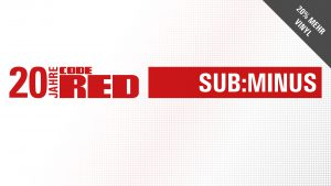 20 Jahre Code Red // mixed by SUB:MINUS