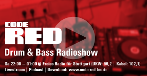 24.10.2020 Code Red FM Radioshow w/ royalflash, DISASZT (Guestmix / Mainframe Recordings / Vienna, AT) & BULLETSTORM (Guestmix / Amsterdam, NL)